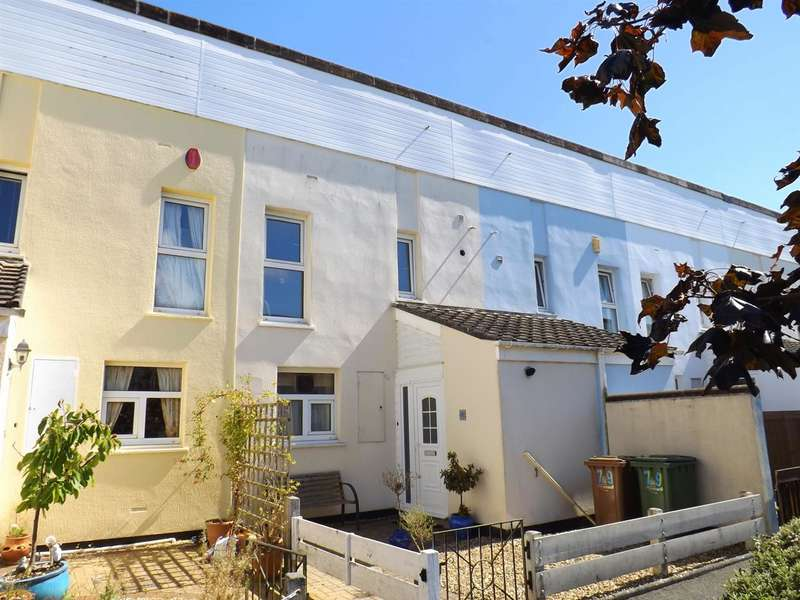 2 Bedrooms Terraced House for sale in Cunningham Road, Tamerton Foliot, Plymouth