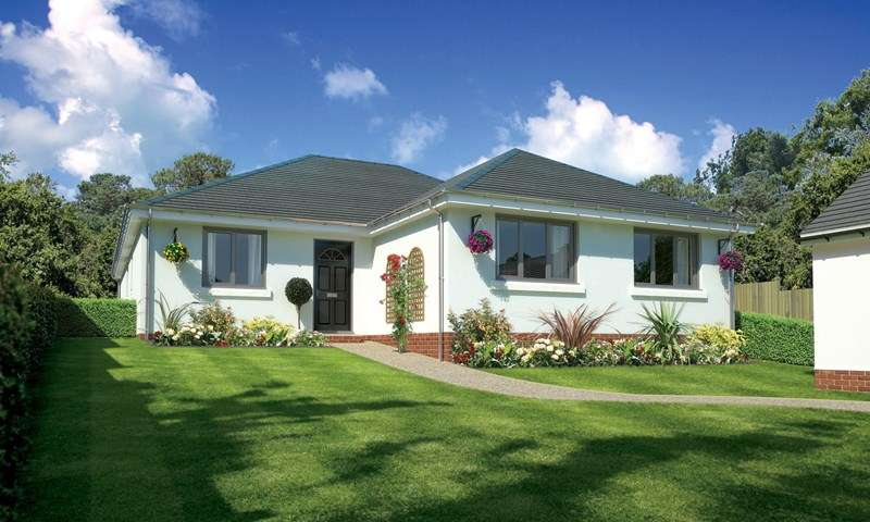 3 Bedrooms Detached Bungalow for sale in Lytchett Matravers, Poole BH16