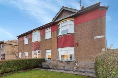 2 Bedrooms Flat for sale in Mosspark Drive, Glasgow