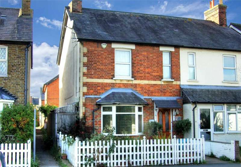 3 Bedrooms Semi Detached House for sale in The Old Bakery, Wendover