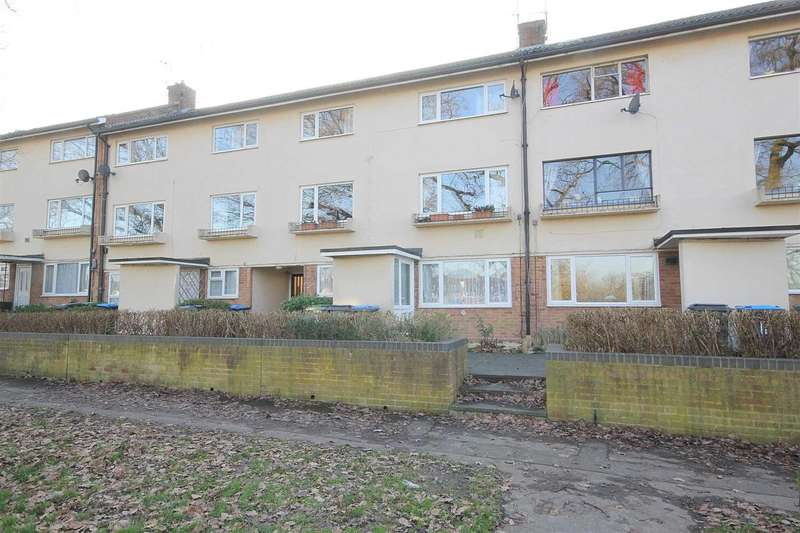 1 Bedroom Maisonette Flat for sale in 1 BED GROUND FLOOR with GARDEN in Long Arrotts, Gadebridge