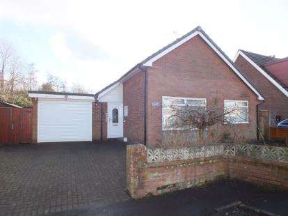 2 Bedrooms Bungalow for sale in St. Davids Road, Leyland