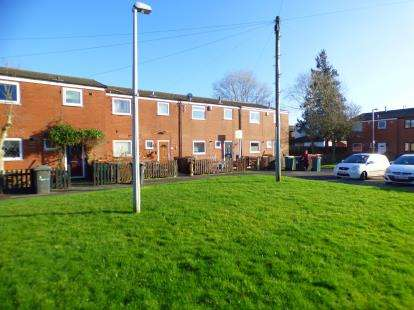 3 Bedrooms Terraced House for sale in Troutbeck Place, Ribbleton, Preston, Lancashire