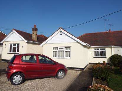 2 Bedrooms Bungalow for sale in Rayleigh, Essex