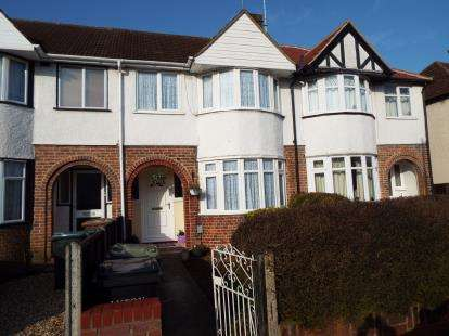 3 Bedrooms Terraced House for sale in Hurst Way, Luton, Bedfordshire