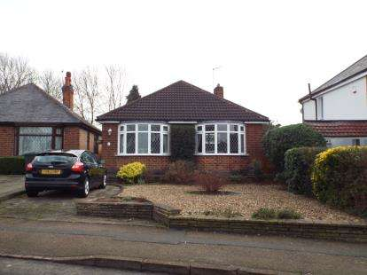 2 Bedrooms Bungalow for sale in Tennis Court Drive, Humberstone, Leicester, Leicestershire