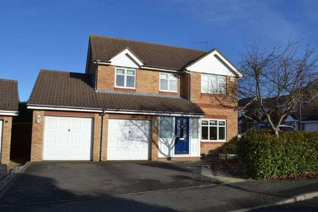 4 Bedrooms Detached House for sale in Quarterstone, Hunsbury Meadows, Northampton NN4 9QR