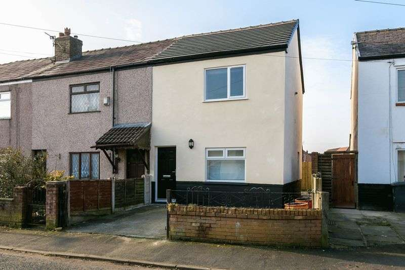 2 Bedrooms Terraced House for sale in Holborn Avenue, Poolstock, WN3 5EJ