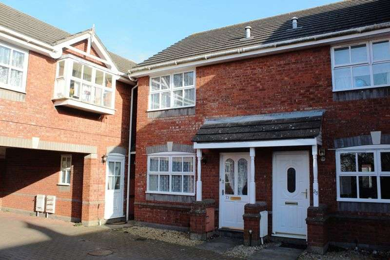 2 Bedrooms Terraced House for sale in Hambledon Road, Weston-Super-Mare