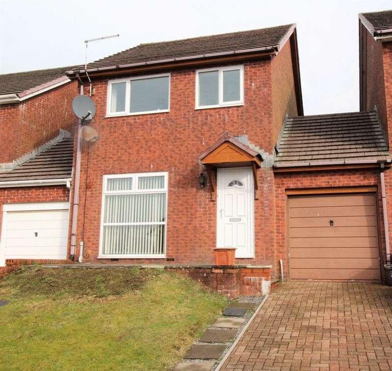 3 Bedrooms Detached House for sale in Oak View, Pontypool