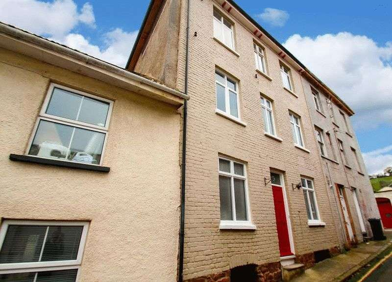 3 Bedrooms Terraced House for sale in 1 New Cut, Crediton
