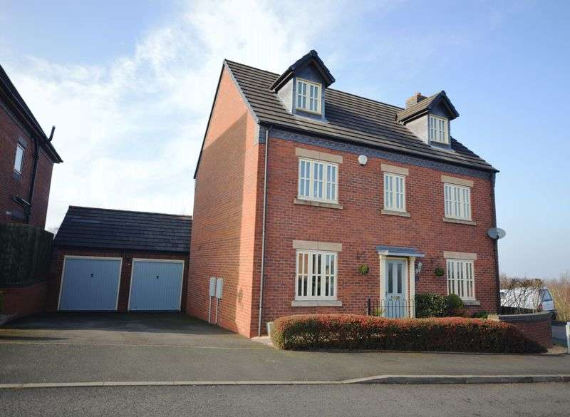 5 Bedrooms Detached House for sale in Glendale Gardens, Lawley