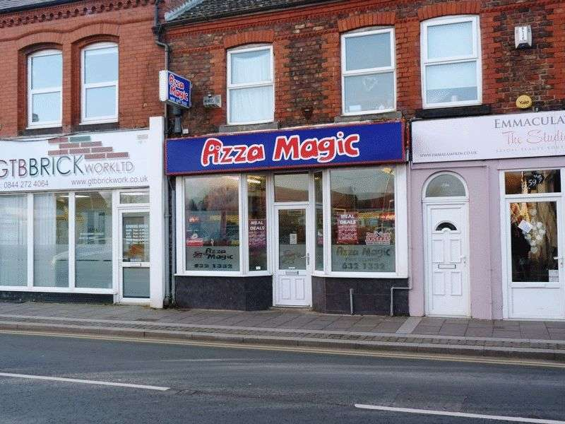 Property for sale in Takeaway Business For Sale. Hoylake, Wirral