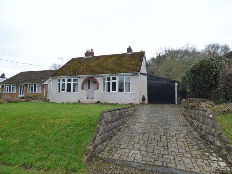 3 Bedrooms Detached Bungalow for sale in Tisbury Road, Fovant