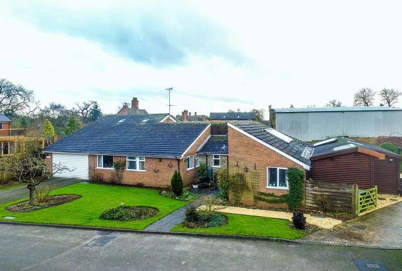 5 Bedrooms Detached Bungalow for sale in Off Main Street , Ashbourne