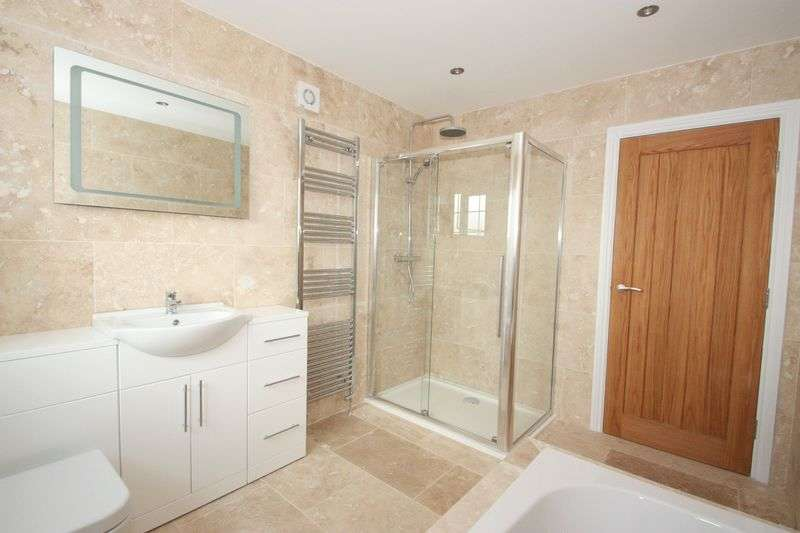 5 Bedrooms Detached House for sale in Houndhill Lane, Purston Jaglin