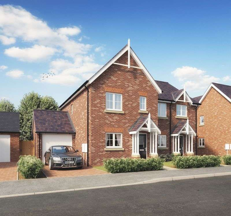 3 Bedrooms Semi Detached House for sale in Church View, Hadnall