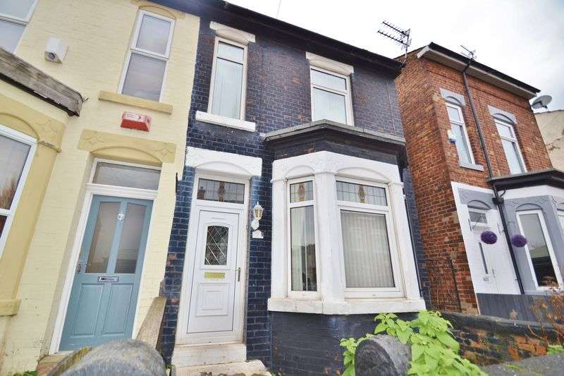 3 Bedrooms Semi Detached House for sale in Alma Street, Manchester