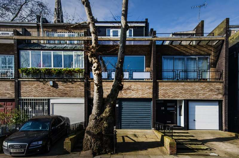 3 Bedrooms House for sale in Saunders Ness Road, Canary Wharf, E14