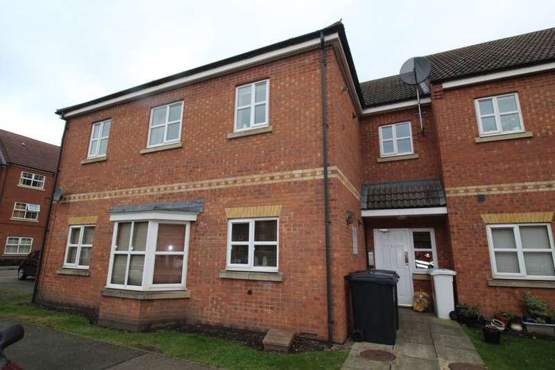 1 Bedroom Flat for sale in Englewood Close, Leicester, LE4