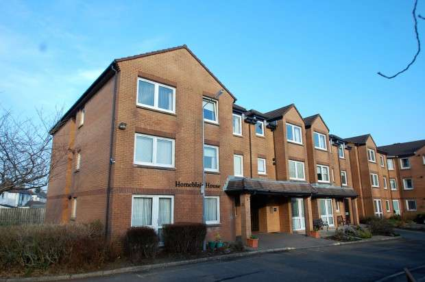 2 Bedrooms Retirement Property for sale in Homeblair House, Ravenstone Drive, Giffnock, G46