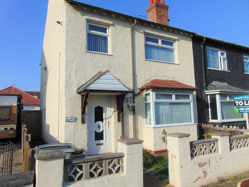 3 Bedrooms Semi Detached House for rent in Litherland Avenue, Moreton