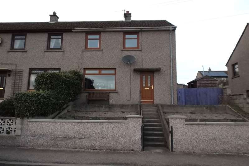2 Bedrooms Property for sale in South Covesea Terrace, Lossiemouth, IV31