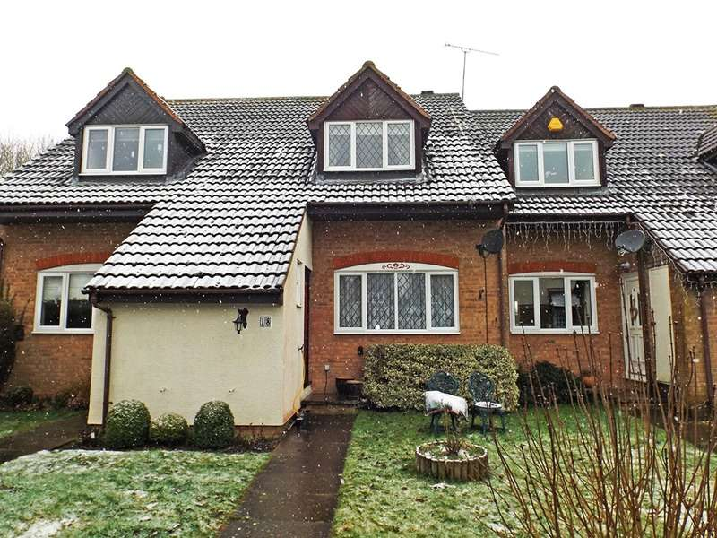 3 Bedrooms Terraced House for sale in Benskins Close, Berden Bishop's Stortford, Hertfordshire, CM23