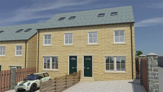 3 Bedrooms Semi Detached House for sale in Clarence Street, Colne