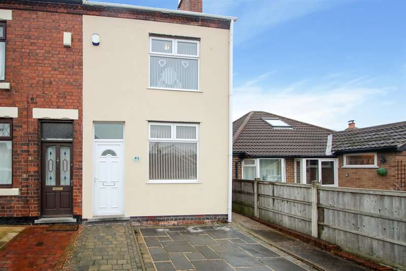 2 Bedrooms Property for sale in Wade Avenue, Ilkeston