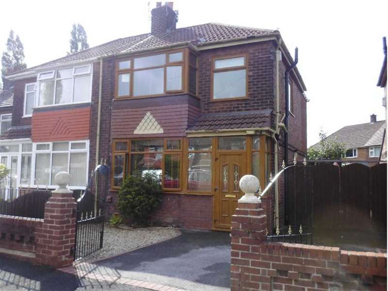3 Bedrooms Property for sale in Walker Road, Chadderton, Oldham, OL9