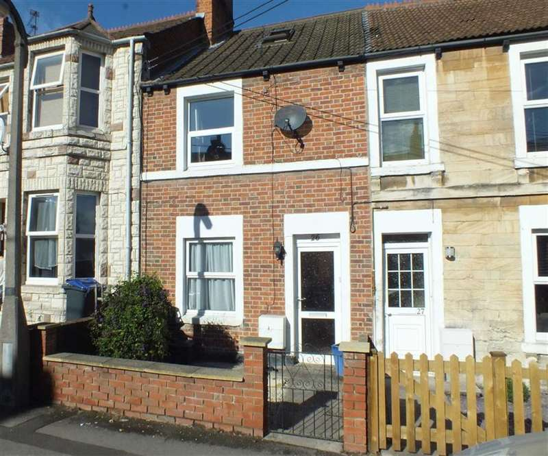 2 Bedrooms Property for sale in Wesley Road, Trowbridge, Wiltshire, BA14