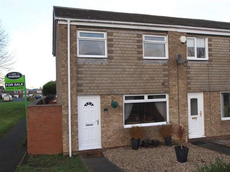 3 Bedrooms Property for sale in Filton Close, Cramlington