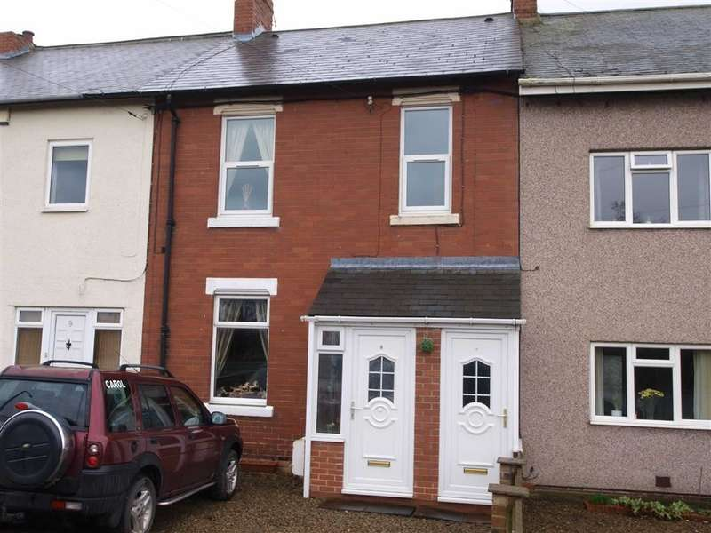 2 Bedrooms Apartment Flat for sale in Bog Houses, Cramlington