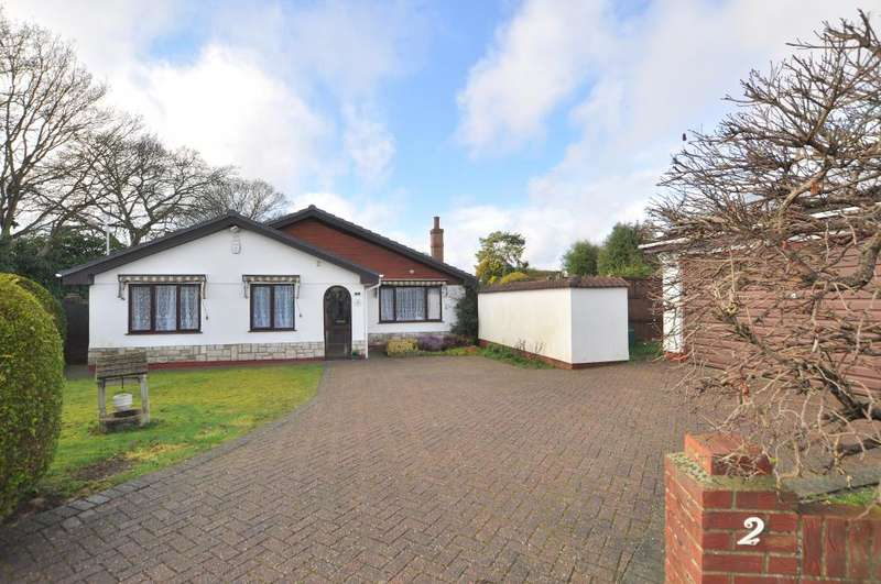 3 Bedrooms Detached Bungalow for sale in West Moors