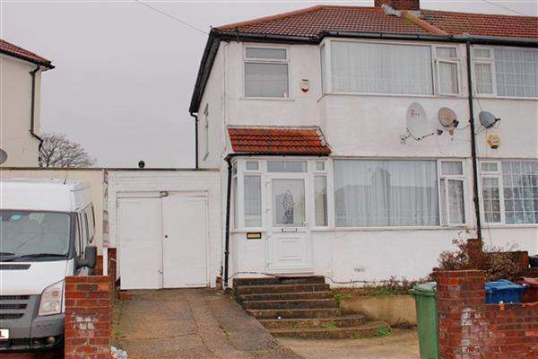 3 Bedrooms End Of Terrace House for sale in Gainsborough Gardens, Edgware
