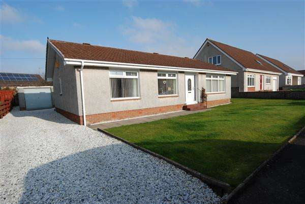 3 Bedrooms Bungalow for sale in Calderwood, Kilwinning