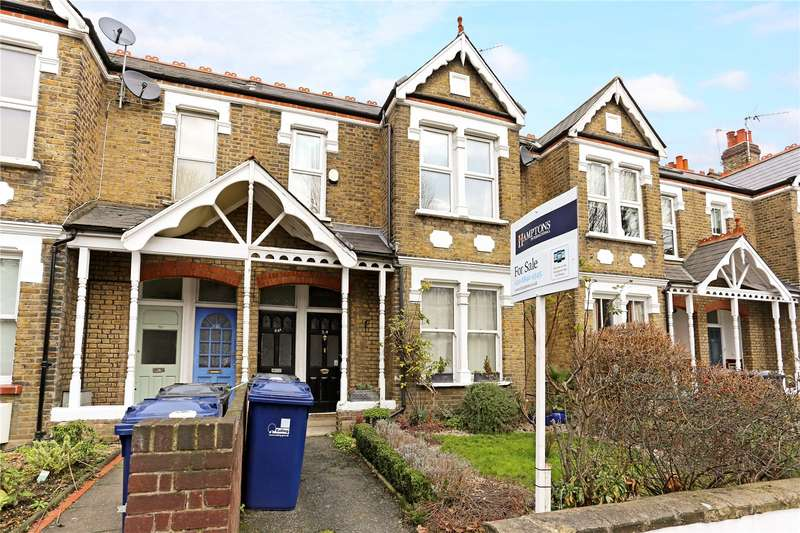 3 Bedrooms Flat for sale in Little Ealing Lane, Ealing, W5