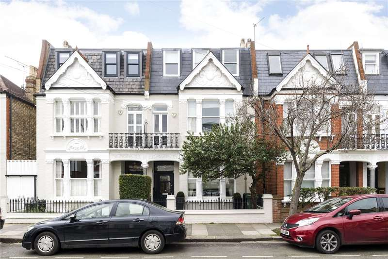 5 Bedrooms Terraced House for sale in Finlay Street, London, SW6