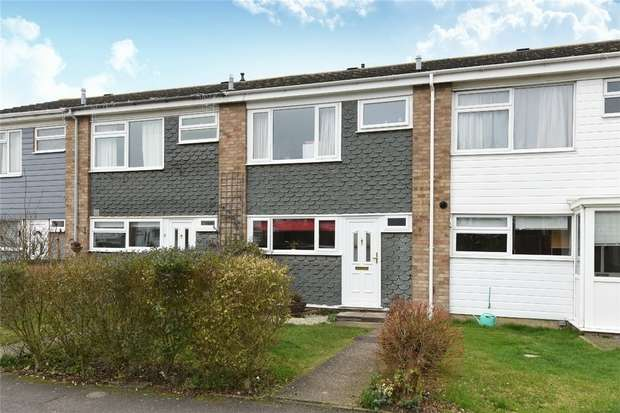 3 Bedrooms Terraced House for sale in Chapel Field, Great Barford
