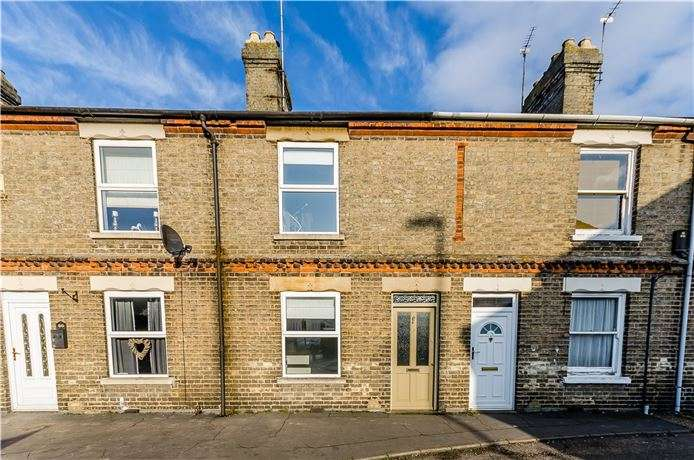 2 Bedrooms Terraced House for sale in Hall Street, Soham, Ely