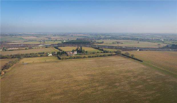 Land Commercial for sale in Lot 2 - St. Agnells Farm, Lybury Lane, Redbourn