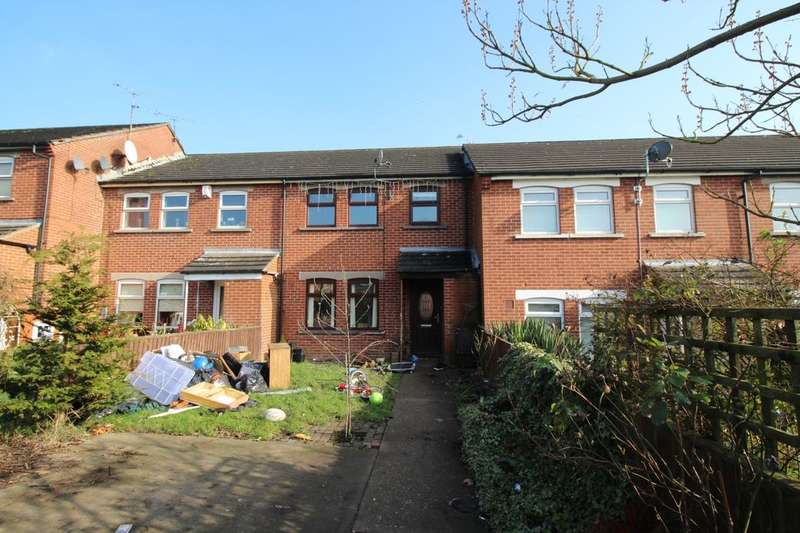 2 Bedrooms Property for sale in King William Street, Ironville, Nottingham, NG16