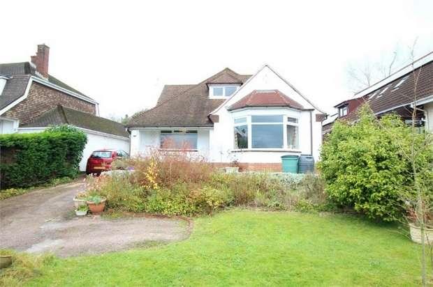 4 Bedrooms Detached Bungalow for sale in Lodge Road, Caerleon, NEWPORT