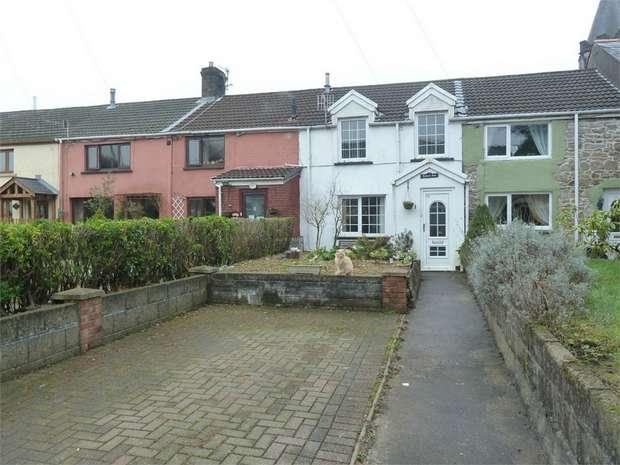 3 Bedrooms Terraced House for sale in Talbot Terrace, Maesteg, Maesteg, Mid Glamorgan