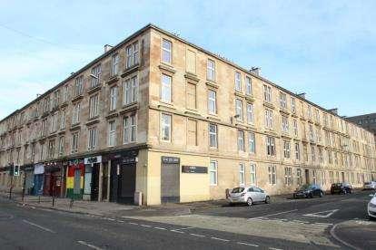2 Bedrooms Flat for sale in Elderslie Street, Charing Cross, Glasgow