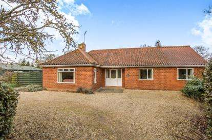 4 Bedrooms Bungalow for sale in North Elmham, East Dereham, Norfolk