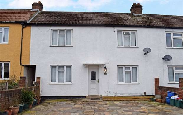 4 Bedrooms Terraced House for sale in Longfield Road, Harpenden, Hertfordshire