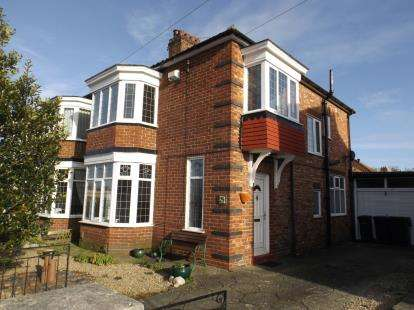 3 Bedrooms Semi Detached House for sale in Benton Road, Middlesbrough