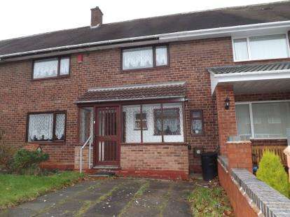 4 Bedrooms Terraced House for sale in Edison Grove, Quinton, Birmingham, West Midlands